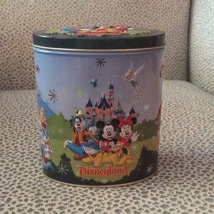 Disney Character Tin Circa 2000